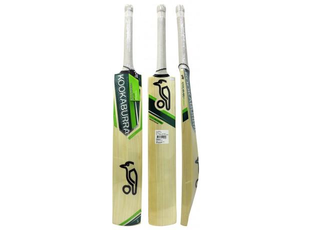 Kookaburra kahuna Player English Willow Cricket Bat Size Short Handle