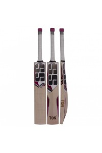 SS White Edition Pink English Willow Cricket Bat