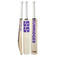 SS Vintage 5.0 English Willow Cricket Bat SH