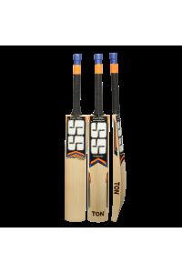 SS Orange English Willow Cricket Bat