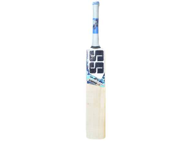 SS Camo 1.0 English Willow Cricket Bat Short Handle
