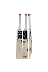 SS White Edition Gold Color English Willow Cricket Bat