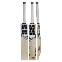 SS White Edition Grey Color English Willow Cricket Bat
