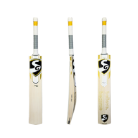SG Sunny Gold English Willow Cricket Bat, Short Handle