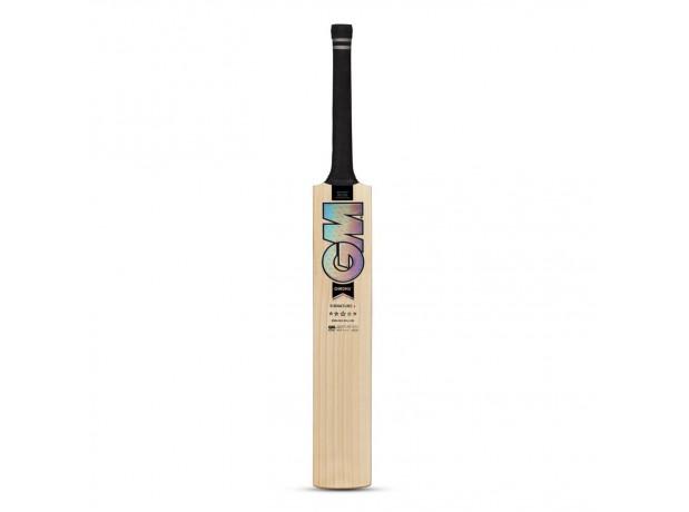 GM Chroma Signature + English Willow Cricket Bat