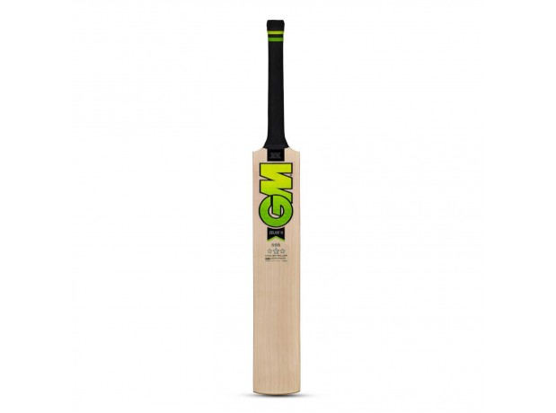 GM Zelos II 555 English Willow Cricket Bat SH