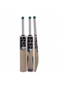 SS White Edition Green Kashmir Willow Cricket Bat