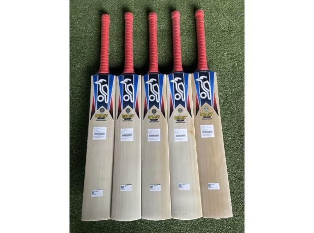 Kookaburra Beast Pro 4.0 English Willow Cricket Bat