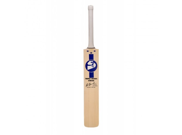SG Triple Crown Xtreme English Willow Cricket Bat Size Short Handle