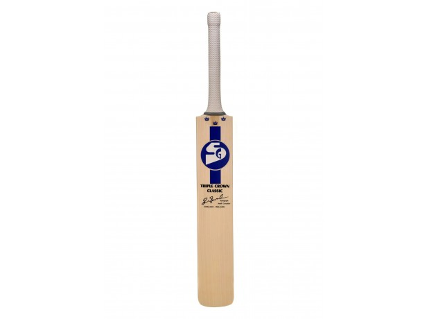 SG Triple Crown Classic English Willow Cricket Bat