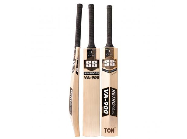 SS VA 900 Black Edition English Willow Cricket Bat