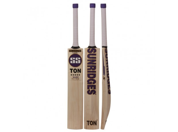 SS Retro Classic Glory English Willow Cricket Bat