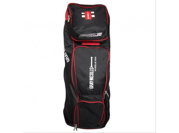Gray Nicolls GN9 International Duffle Cricket Kit Bag With Wheels