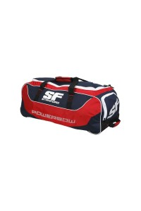 SF Power Bow Cricket Kit Bag With Wheels