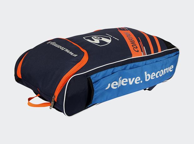 SG Comfipak Blue Duffle Cricket Kit Bag