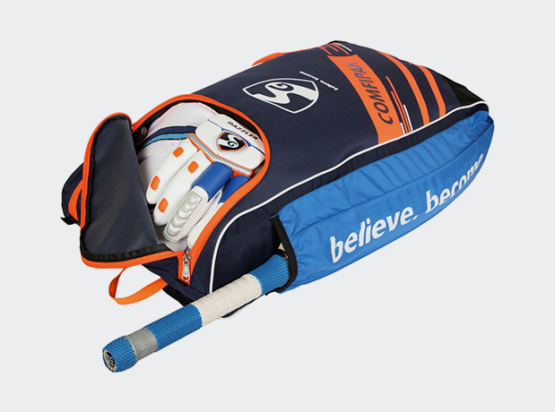 SG Comfipak Blue Duffle Cricket Kit Bag
