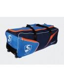 SG Teampak (Blue) Wheel Cricket Kit Bag