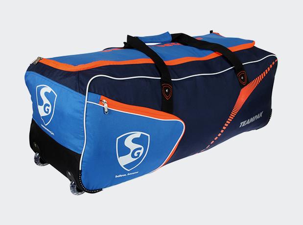 c060b7351ed7 SG Teampak (Blue) Wheel Cricket Kit Bag