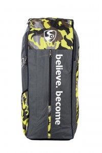 SG Savage X2 Duffle Cricket Kit Bag