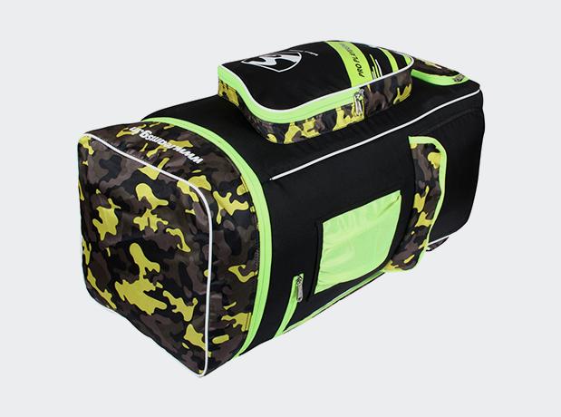 SG Pro Playerspak Duffle Cricket Kit Bag Colour  Black