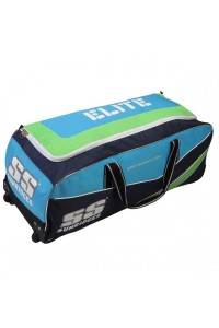 SS Elite Wheels Cricket Kit Bag