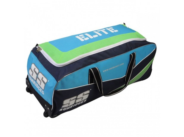 SS Elite Wheels Cricket Kit Bag