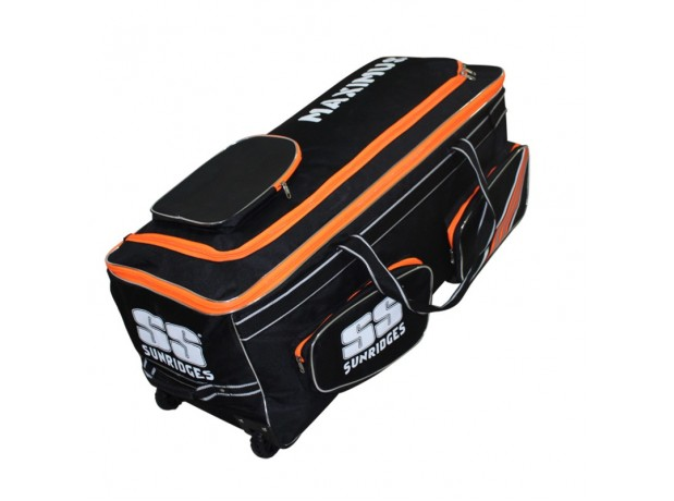 SS Maximus  Wheels Cricket Kit Bag