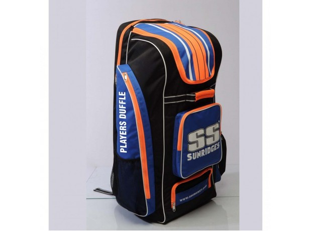 SS Players Duffle Cricket Kit Bag