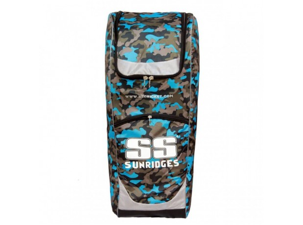 SS Premium Duffle 6 Bat Sleeves Cricket Kit Bag