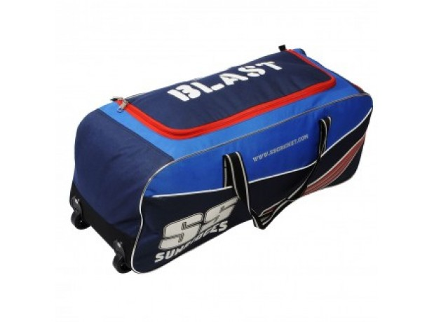 SS Blast Wheel Cricket Kit Bag