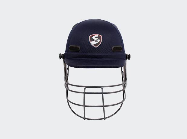 SG Acetech Cricket Batting Helmet For Men and Youth