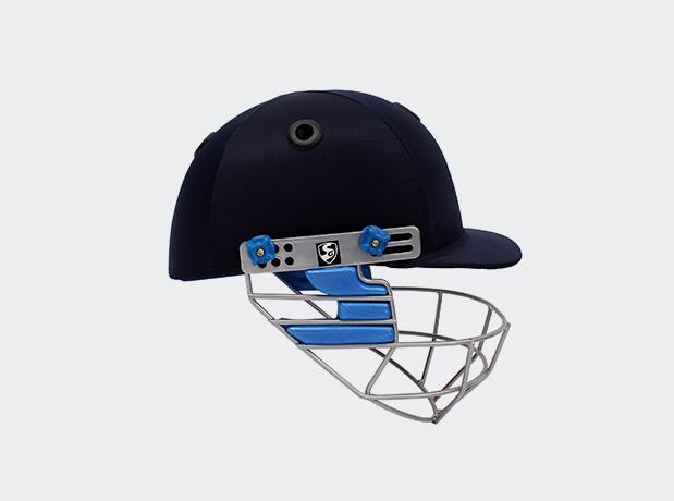SG Aeroselect Cricket Batting Helmet For Men and Youth