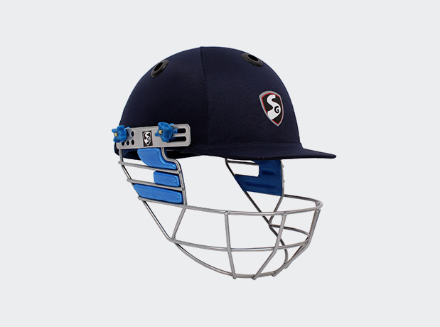 SG Aeroselect Cricket Batting Helmet For Men and Youth