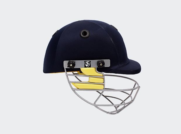 SG Blazetech Cricket Batting Helmet For Men and Youth