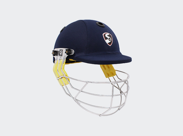SG Smartech Cricket Batting Helmet For Men and Youth