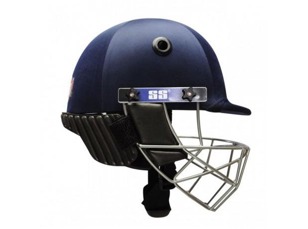 5d1abdcd60a ... SS Gladiator Cricket Batting Helmet for Men s Size