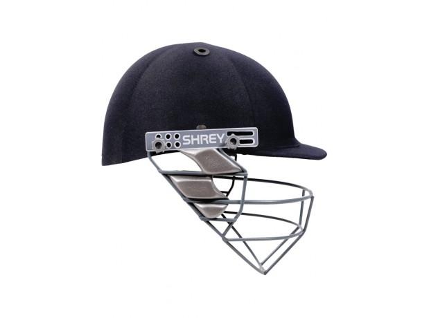 Shrey Premium Mild Steel Cricket Helmet For Men and Youth