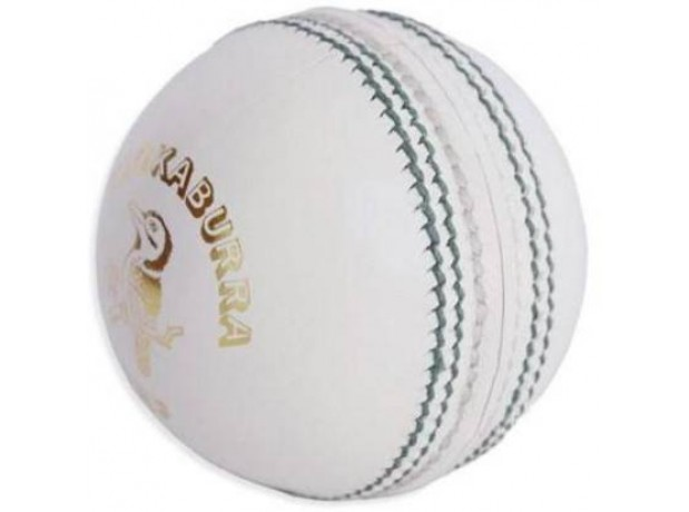 Kookaburra Pace Cricket Ball (White)