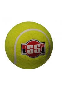 SS Soft Pro Light Tennis Cricket Ball Pack Of 6