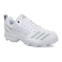 Adidas Cri Hase White Studs Cricket Shoes