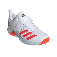 Adidas Adipower Vector Mid 20 Velcro Cricket Shoes