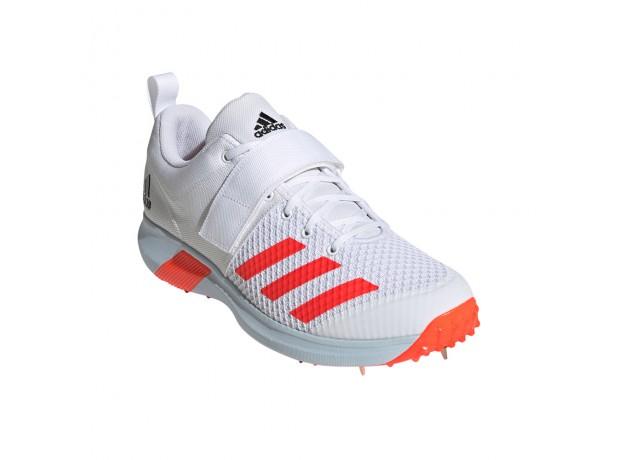 Adidas Adipower Vector Mid 20 Velcro Cricket Shoes