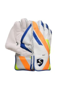 SG R 17 Cricket Wicket Keeping Gloves
