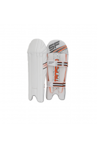 SF Power Bow Cricket Wicket Keeping Leg Guard Pads