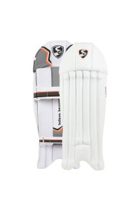 SG Campus Cricket Wicket Keeping Leg Guard Pads