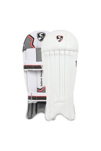 SG Club Cricket Wicket Keeping Leg Guard Pads