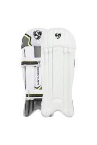 SG League Cricket Wicket Keeping Leg Guard Pads