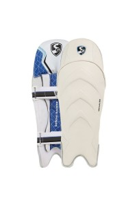 SG Megalite Cricket Wicket Keeping Leg Guard Pads