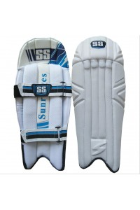 SS Player Series Cricket Wicket Keeping Leg Guard Pads