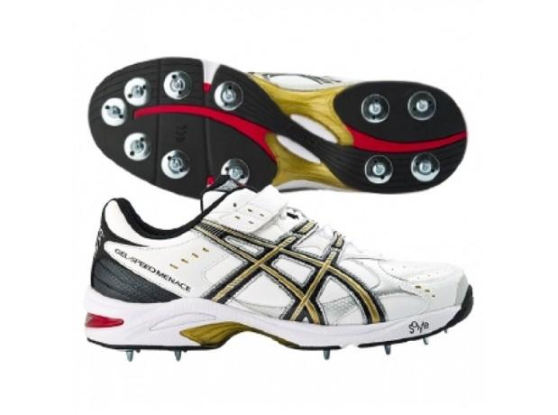 Asics Gel Speed Menace Full Spikes Cricket Shoes